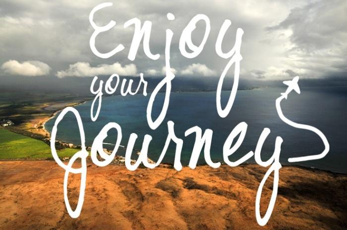 enjoy your journeys