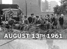 Aug 13, 1961 - 1st wall