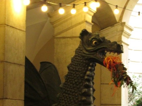 Dragon - La Mercè Festival