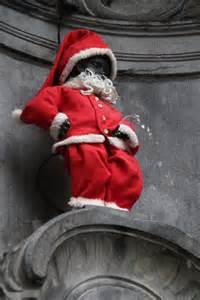 mann pis santa
