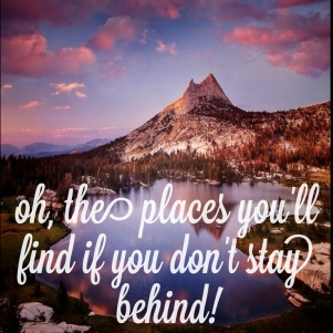 ...the places you'll find