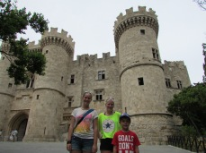Castle of Rhodes