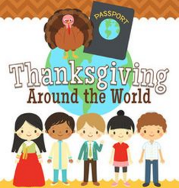thanksgiving around world